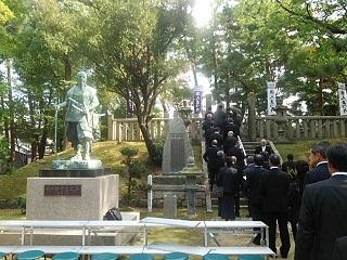 まぶち清和後援会    松原神社例大祭